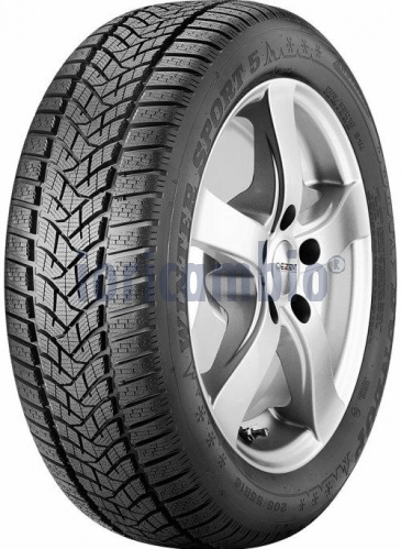 DUNLOP PNEUMATICO INVERNALE WIN-5 205/55 R16 91 H - C, B, 1, 69dB