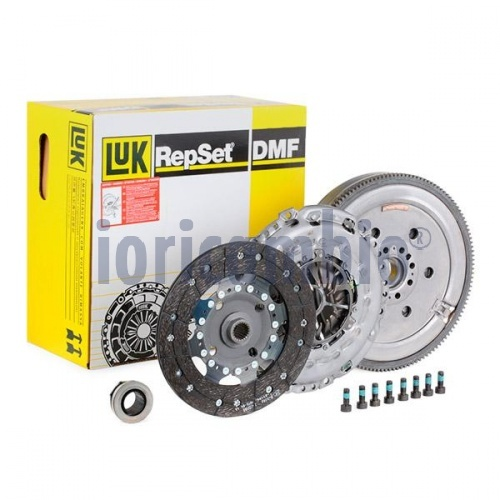 Luk Kit Frizione con Volano 407 Coupé (6C_) 2.0 HDi 05-8	RHR (DW10BTED4)	100Kw/136Cv