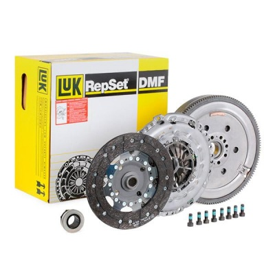 Luk Kit Frizione con Volano C4 Picasso I (UD_) 2.0 HDi 138 07-13	RHJ (DW10BTED4)	100Kw/136Cv
