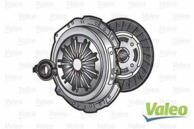 VALEO KIT FRIZIONE  VW GOLF PLUS (5M1, 521) 1.9 TDI 05-09	BXE	77Kw/105Cv 	1896Cc3	Diesel	2 volumi /